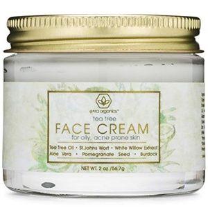Other - Tea Tree Oil Face Cream - For oily, Acne Prone Ski
